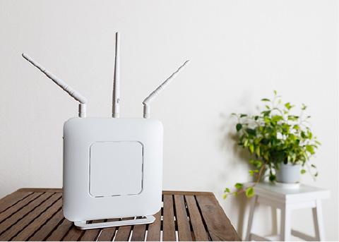 無線LANにしたいLAN配線をきれいに整えてたい